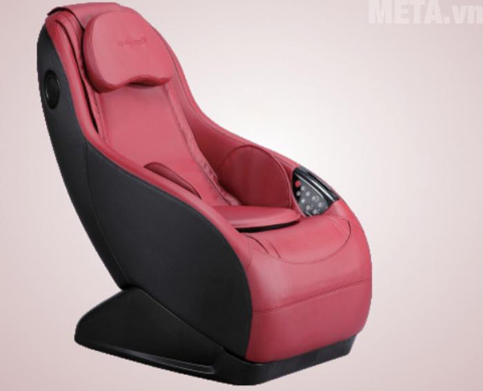 Ghế massage mini thông minh Maxcare Max682 màu đỏ