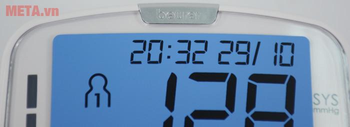 Máy đo huyết áp bắp tay Beurer BM47 nhỏ gọn dễ mang theo