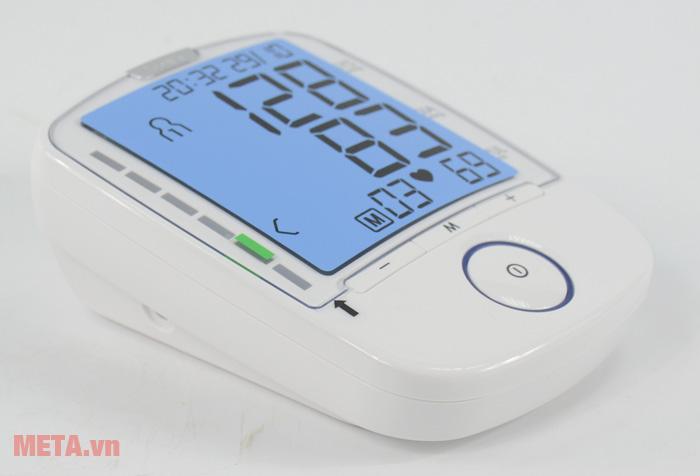 Máy đo huyết áp bắp tay Beurer BM47 làm bằng nhựa