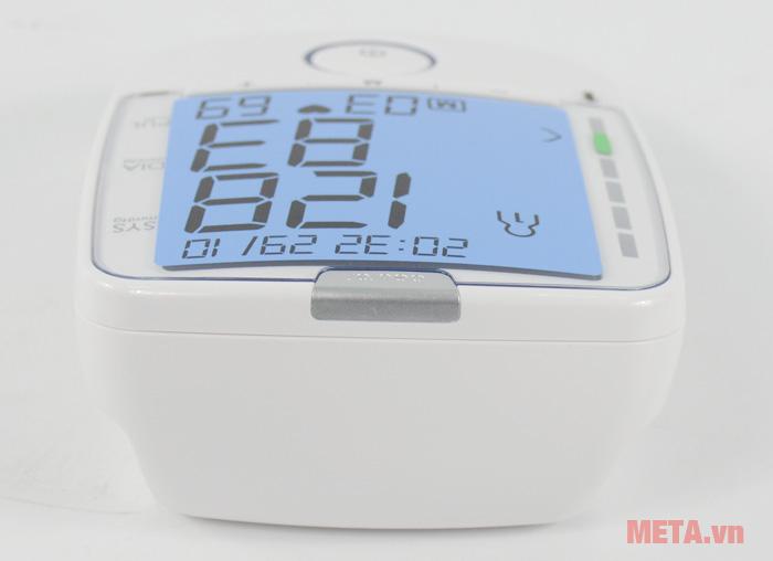 Máy đo huyết áp bắp tay Beurer BM47 sử dụng đơn giản