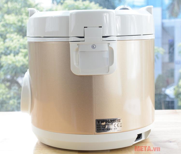 Khay đựng nước thừa của máy làm tỏi đen Tiross TS904