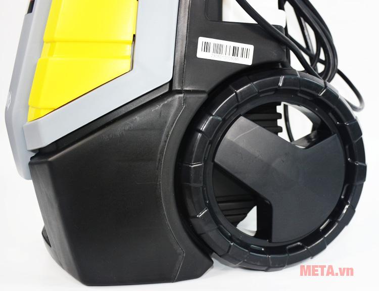 Máy rửa xe Lavor Vertigo 25 khi sử dụng thực tế