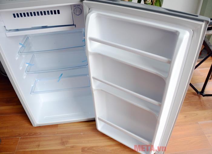 Tủ lạnh Funiki FR-91CD 90 lít tiết kiệm điện với nguồn công suất 75W