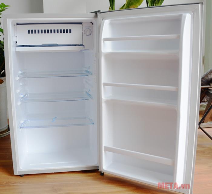 Với dung tích 90 lít tủ sẽ phù hợp với nhu cầu sử dụng của cá nhân