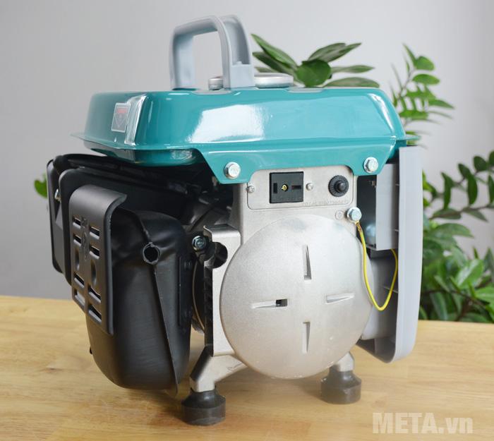 Máy phát điện chạy xăng cho gia đình
