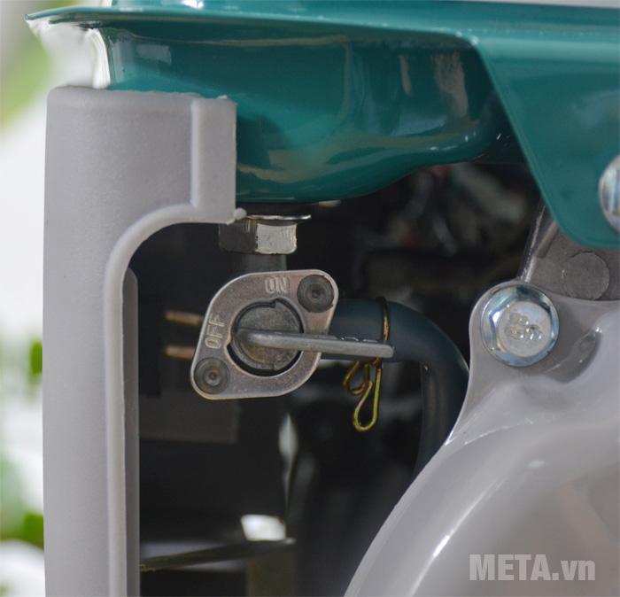 Máy phát điện có bình xăng 4 lít