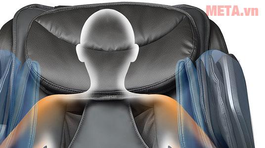 Ghế massage vùng đầu