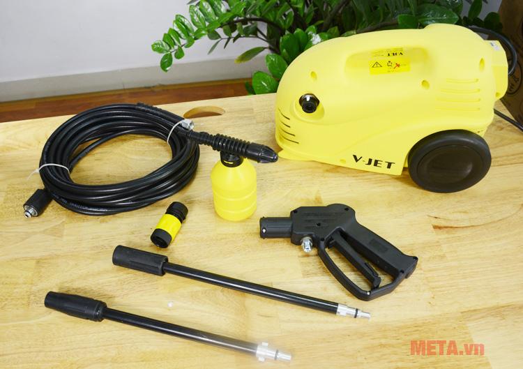Phụ kiện của máy rửa xe V-JET VJ 100