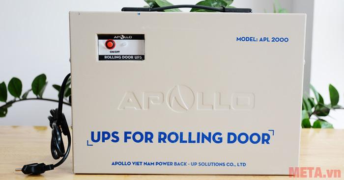 bộ lưu điện cửa cuốn APL2000 (2000VA)