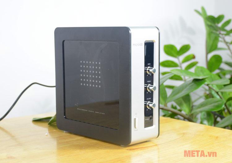 Amply kèm bảng điều khiển của loa vi tính Microlab