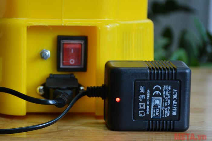 Bộ Adapter sạc điện của bình