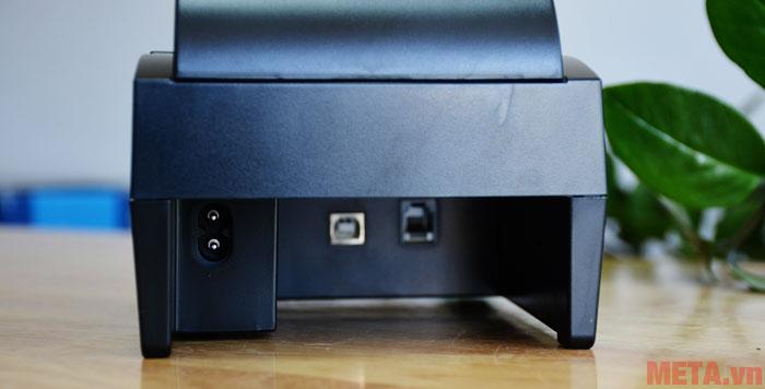 Máy in bill ATP sử dụng chuẩn kết nối USB