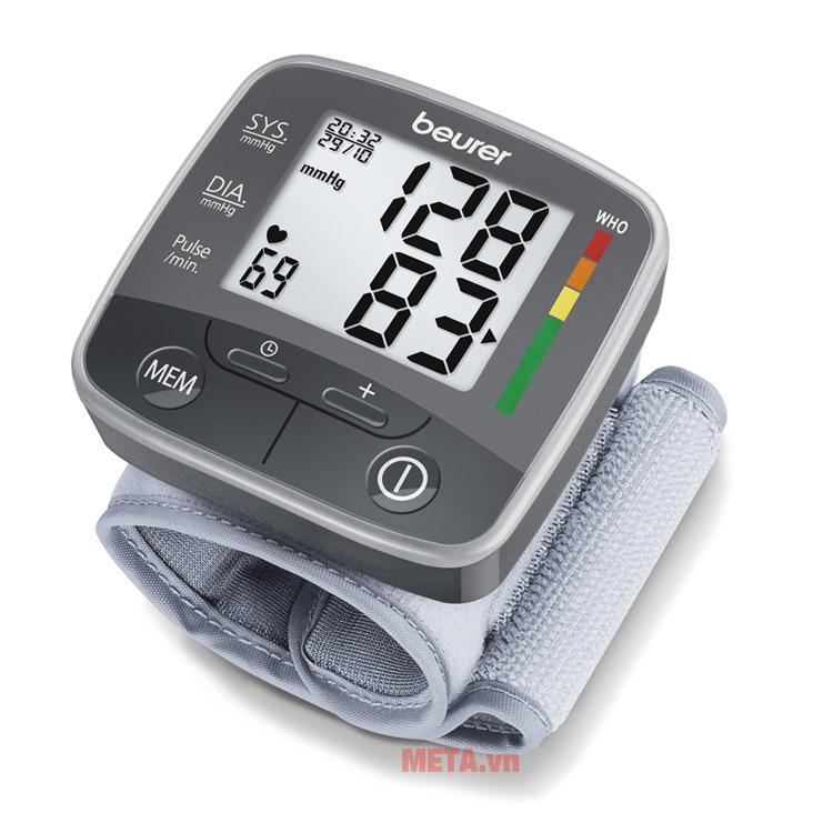 Hình ảnh máy đo huyết áp điện tử Beurer BC32