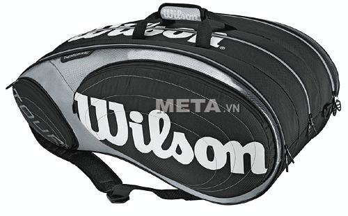 Bao vợt Wilson Tour 3 ngăn Z841315
