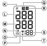 Cấu tạo của máy đo huyết áp bắp tay tự động HEM-7121