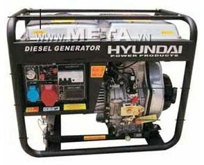 Máy phát điện chạy dầu Diesel Hyundai DHY 2500LE (2.0 - 2.2Kw)