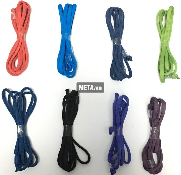Dây đeo thảm Yoga với nhiều màu sắc cho bạn lựa chọn.