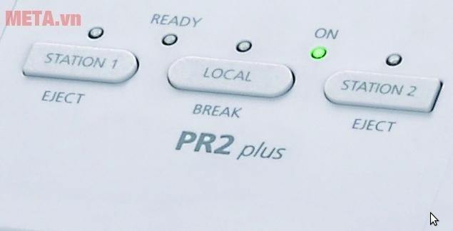 Màn hình của máy in đặc biệt Olivetti PR2 Plus