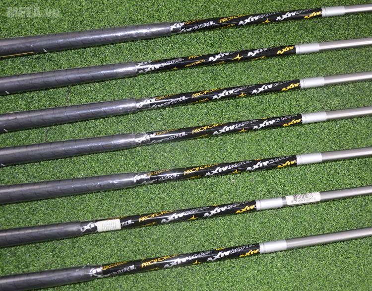 Bộ gậy golf Nike Iron Sets SQ MRG IR 4-PW E (GI7130-001) cứng cáp, độ bền cao.
