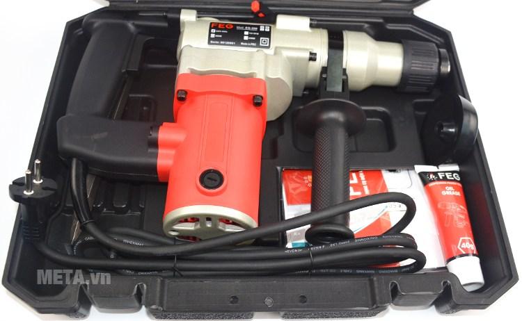 Trọn bộ máy khoan động lực FEG EG-550 FEG (26mm).