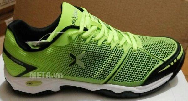 Giày tennis Nexgen NX16187 màu xanh lá nổi bật