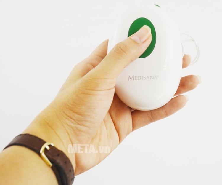 Máy trị viêm mũi dị ứng Medinose Pro có trọng lượng nhẹ dễ mang theo để sử dụng