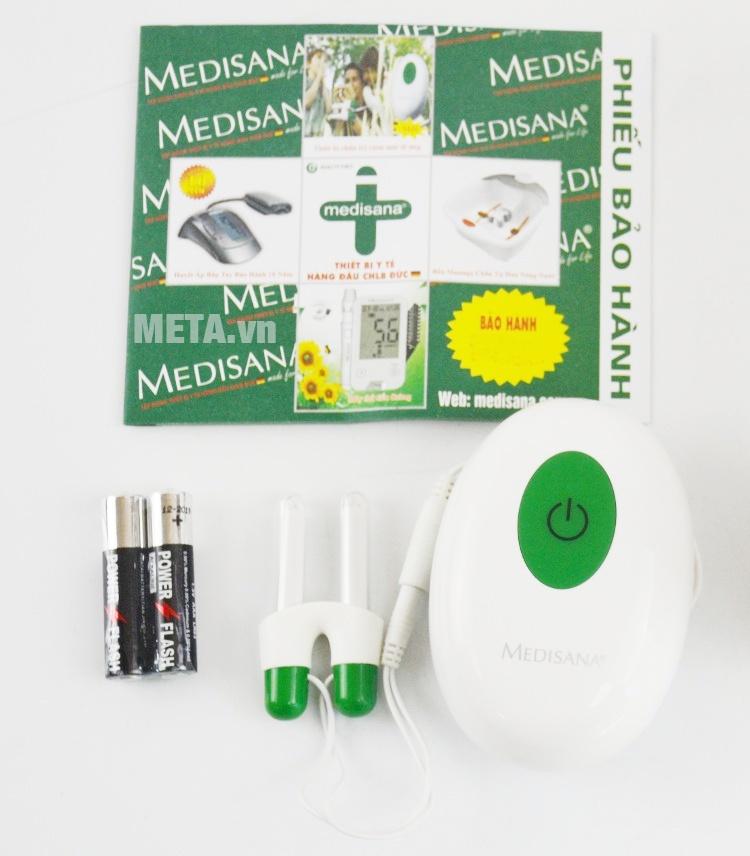 Máy trị viêm mũi dị ứng Medinose Pro nhập khẩu từ Đức, bảo hành tới 3 năm.