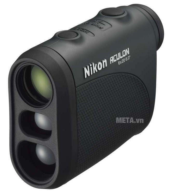 Ống nhòm đo khoảng cách Nikon Aculon AL11 có màu đen sang trọng.