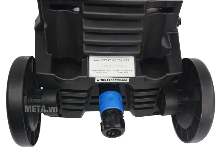 Đường nước vào của máy rửa xe HP Oshima CM1