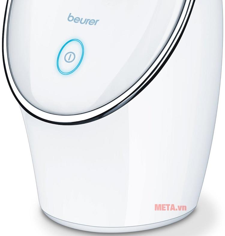 Máy xông hơi mặt công nghệ ion Beurer FC72 thiết kế nhỏ gọn, có thể sử dụng tại nhà.