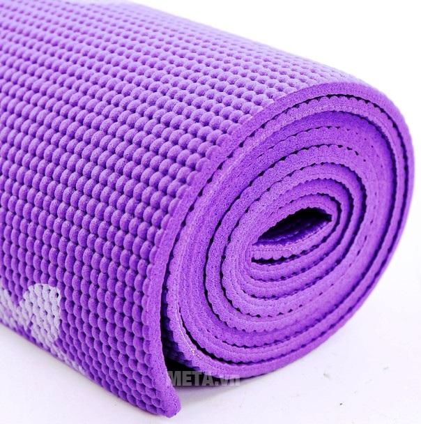 Thảm Yoga hoa WP2 có độ dày 0.6cm