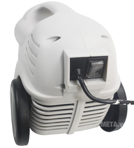 Máy rửa xe Ergen EN-6702 thiết kế nhiều khe tản nhiệt giúp mang lại tuổi thọ cao cho sản phẩm.