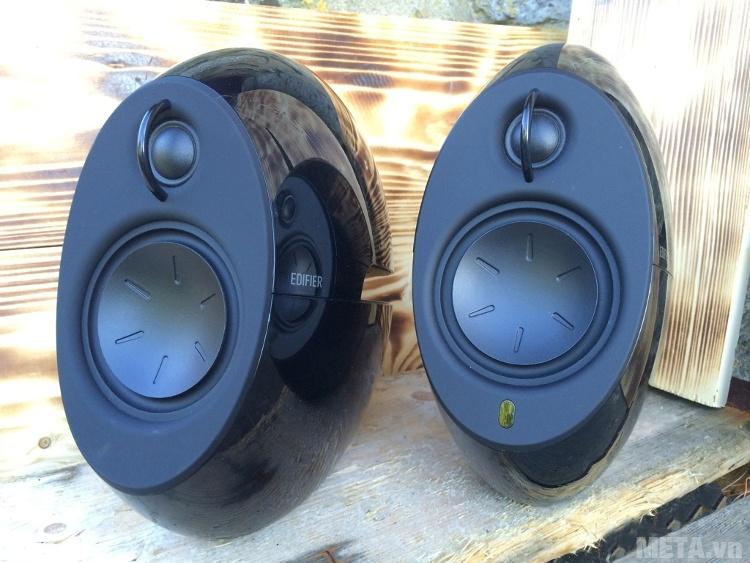 Loa không dây bluetooth Edifier E25 màu đen