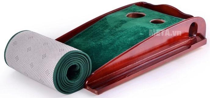 Thảm tập golf putting PGM TL-003 lý tưởng luyện tập tại nhà hay văn phòng