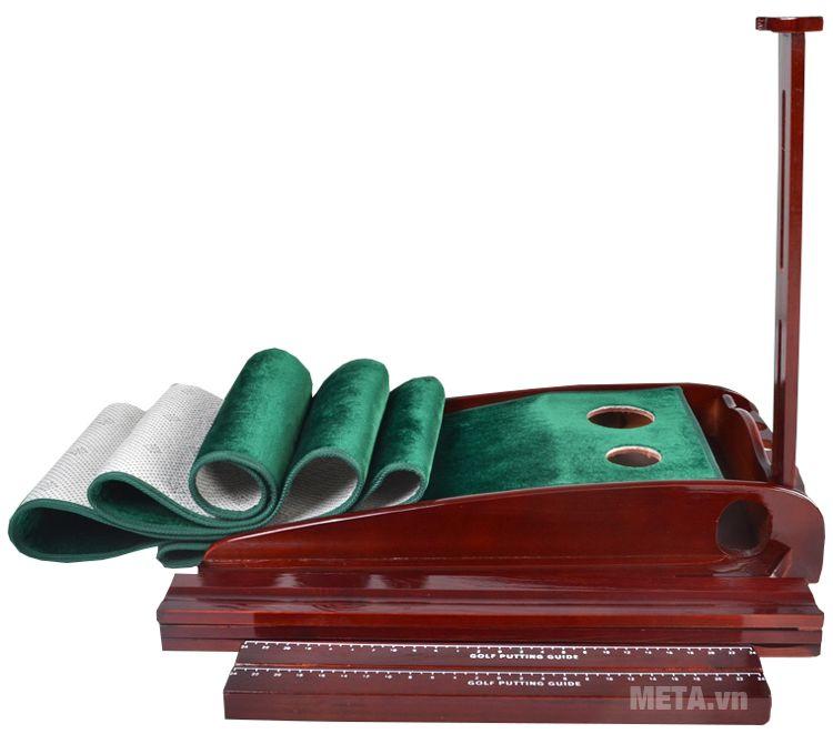 Thảm tập golf putting PGM TL-003 có chiều dài 3m