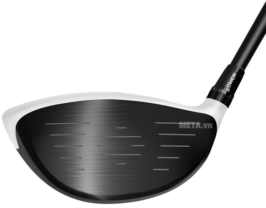 Gậy Golf TaylorMade Fairway Woods #3 M2 B18826 (R) - Tay trái với thiết kế nâng cao độ bay của bóng.