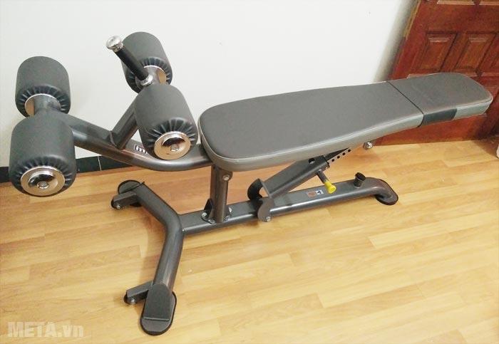 Hình ảnh ghế tập bụng Impulse IT7013 được khách hàng gửi về